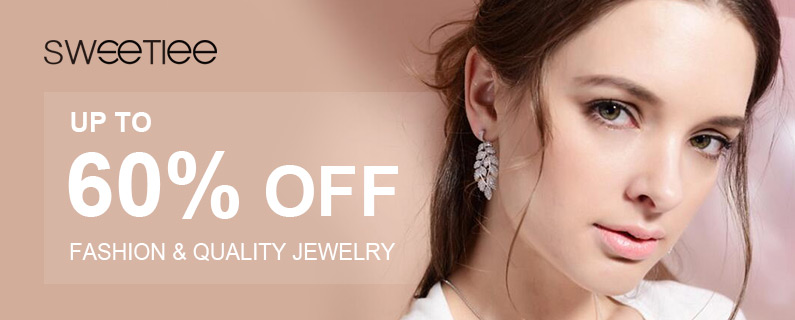 Up to 60% OFF for Fashion & Quality Jewelry