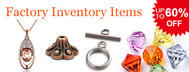 Factory Inventory Items UP TO 60% OFF