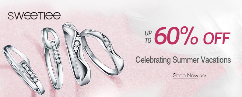 Up to 60% OFF for Celebrating Summer Vacations