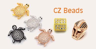 CZ Beads