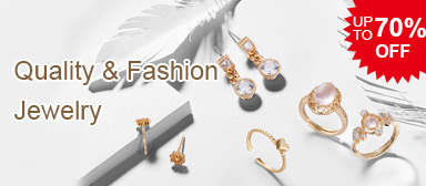 Quality & Fashion Jewelry Up to 70% OFF