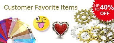 Customer Favorite Items UP TO 40% OFF