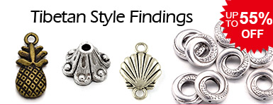 Tibetan Style Findings UP TO 55% OFF