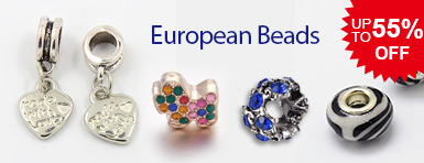 European Beads UP TO 55% OFF