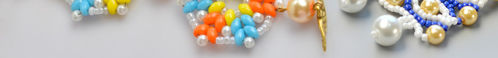 New Arrival Branded Seed Beads