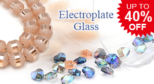 Electroplate Glass UP TO 40% OFF