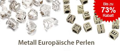 Metall Europäische Perlen Bis zu 73% Rabatt
