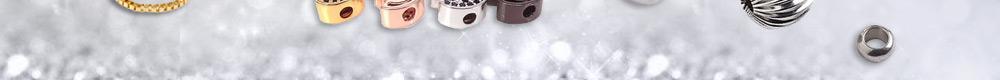 Einzigartiger Charme aus Edelstahlperlen & Ketten