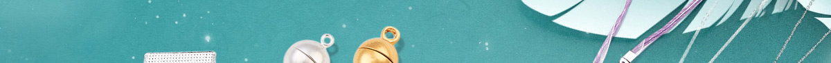 Anhänger Halsketten & Magnetschliessen