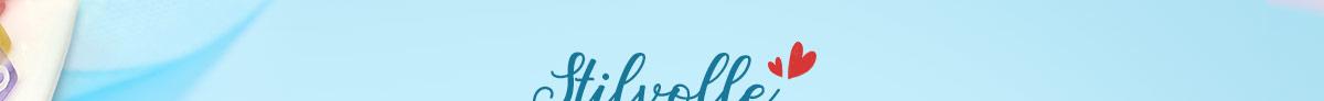 Stilvolle Buchstaben-elemente voller Liebe
