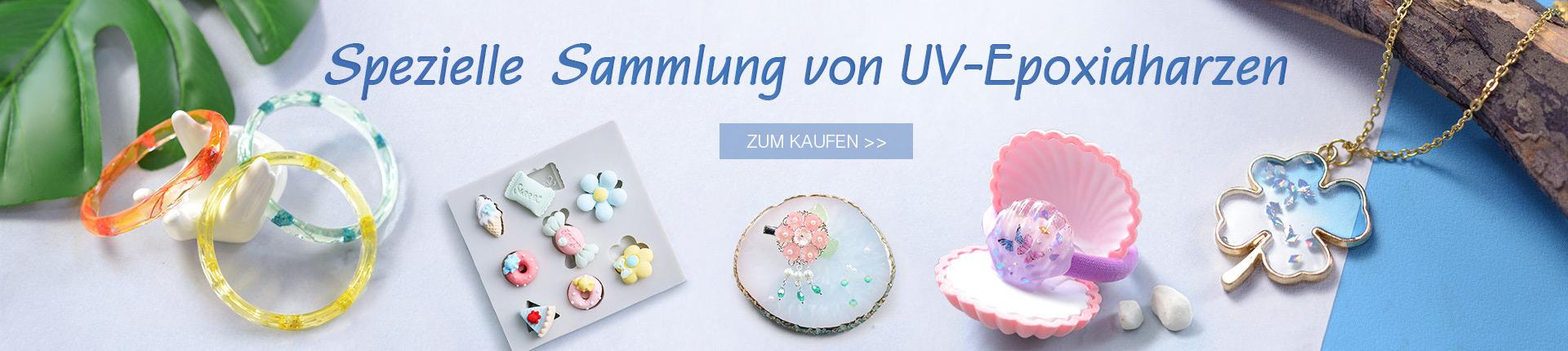 Spezielle Sammlung von UV-Epoxidharzen
