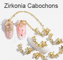 Zirkonia Cabochons