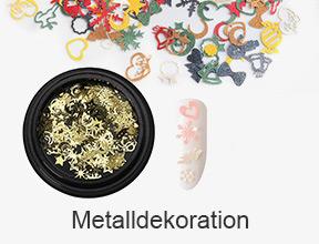 Metalldekoration