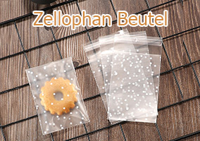 Zellophan Beutel