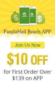 PandaHall Beads APP SAVE Extra $10