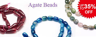 Agate Beads UP TO 35% OFF