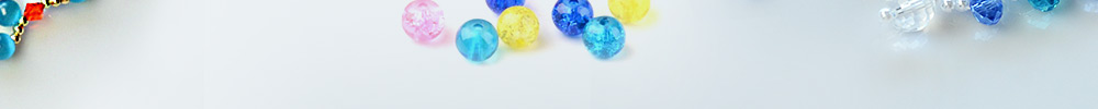 Magic Reflective Glass Beads
