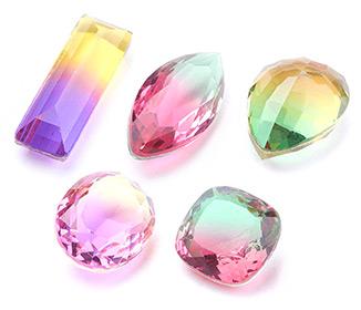 Cabuchones De Rhinestone De Cristal