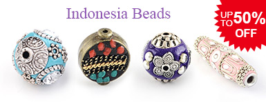 Indonesia Beads  UP TO 50% OFF