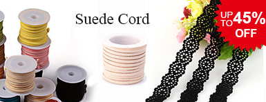 Suede Cord Up To 45% OFF