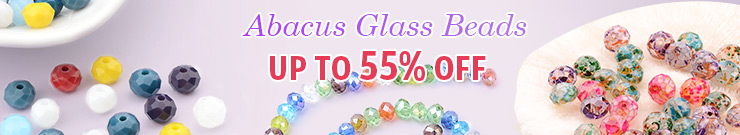 Abacus Glass Beads UP TO 55% OFF