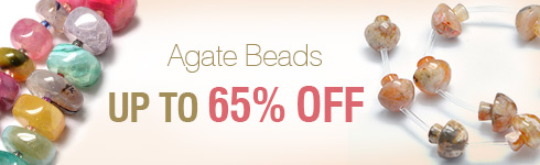 Agate Beads UP TO 65% OFF