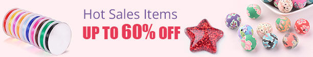 Hot Sales Items UP TO 60% OFF