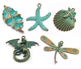 Bronze Vert Antique