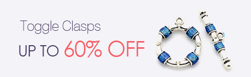 Toggle Clasps UP TO 60% OFF