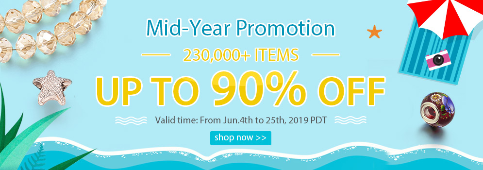Mid-Year Promotion 230,000+ Items Up To 90% OFF