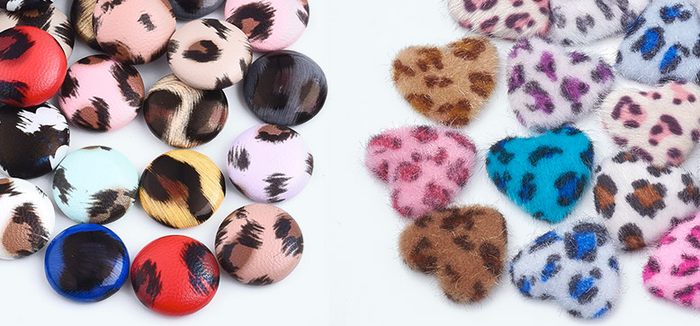Fabric Cabochons