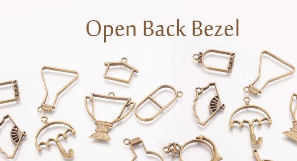 Open Back Bezel