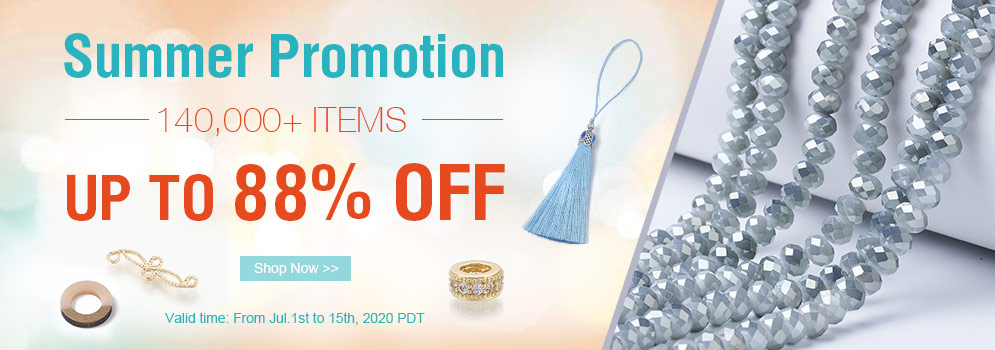Summer Promotion 140,000+ Items Up to 88% OFF