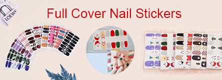 Full Cover Nail Stickers