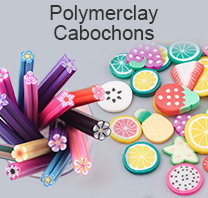 Polymerclay Cabochons