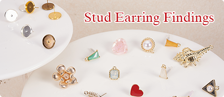Stud Earring Findings