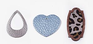 Leather Pendants
