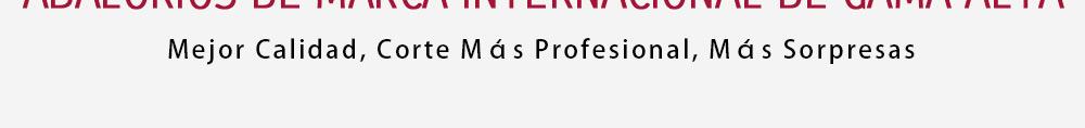 Abalorios De Marca Internacional De Gama Alta Mejor Calidad, Corte Más Profesional, Más Sorpresas