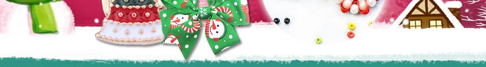 Colección de Útiles de Artesanía de Navidad
