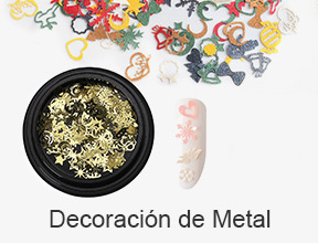 decoración de metal