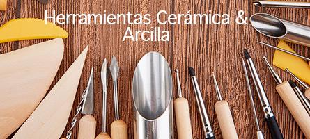 Herramientas Cerámica & Arcilla