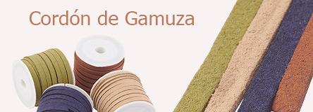 Cordón de Gamuza