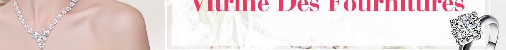 Bijoux De Mariage & Vitrine Des Fournitures