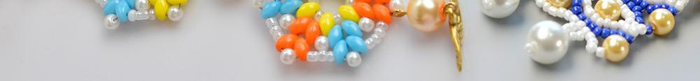 Nouveautés de Perles de Rocailles de Marque