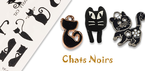 Chats Noirs