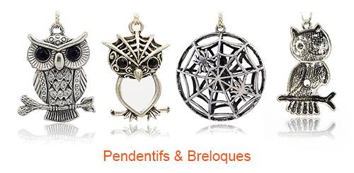 Pendentifs & Breloques