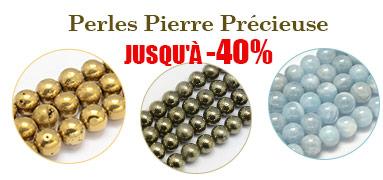 Perles Pierre Précieuse
