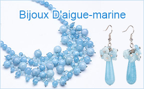 Bijoux D'aigue-marine
