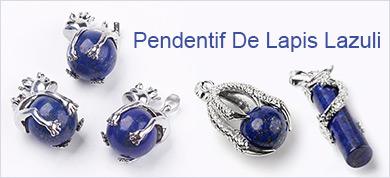 Pendentif De Lapis Lazuli