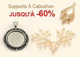 Supports À Cabochon